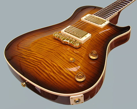 Brigand, Tiger-Eye burst flame top